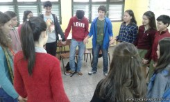 Charla e integración 6
