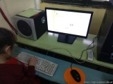 Escribiendo en la compu 6