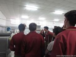 Visita a fábrica de pastas 9