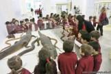 Visita al museo de Cs. Naturales 34