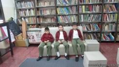 Tercero visita la biblioteca 30