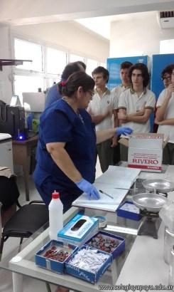 Visita al banco de sangre 14