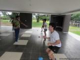 Actividades de Educación Física de Alumnos de Ciclo Orientado 8