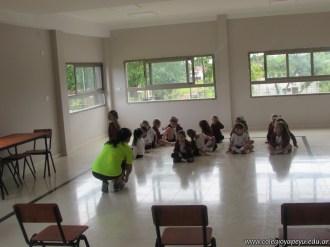 Actividades en el Campo de Alumnos de Sala de 5 años 20