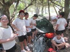 Campamento de 3er grado 22