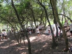 Campamento de 3er grado 34