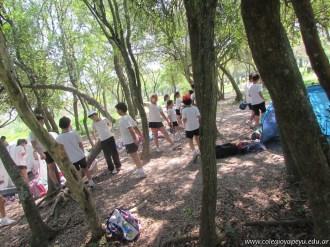 Campamento de 3er grado 35