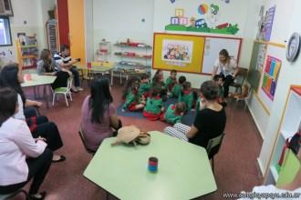 Clase abierta de Inglés en sala de 4 años 1