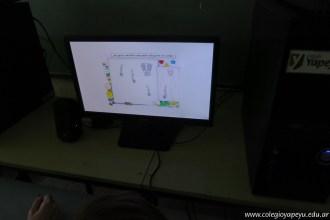Clase abierta de computación - sala de Silvana 31