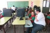 Clase abierta de computación - sala de Silvana 45