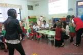 Clase abierta de inglés en la sala de Antonella 26
