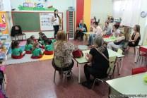 Clase abierta de inglés en la sala de Antonella 29