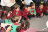 Clase abierta de inglés en sala de 3 años 8