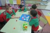 Disfrutamos los juegos realizados en el taller de padres 16