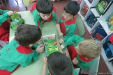 Disfrutamos los juegos realizados en el taller de padres 18