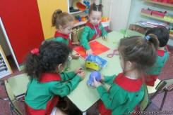 Disfrutamos los juegos realizados en el taller de padres 21