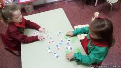 Disfrutamos los juegos realizados en el taller de padres 34