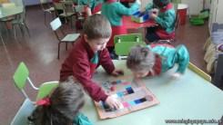 Disfrutamos los juegos realizados en el taller de padres 8