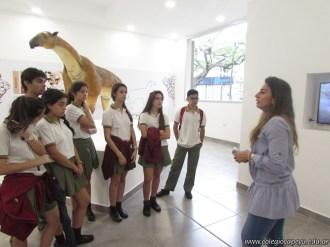 visita al museo Dr Amado Bonpland 1