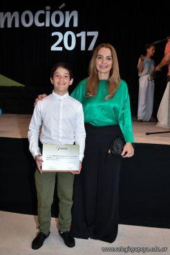 Acto de Colacion de la Promocion 2017 de Primaria 253