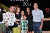 Acto de Colacion de la Promocion 2017 de Primaria 267