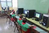 Inicio de clases de inglés y computación 58