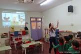 Inicio de clases de inglés y computación 6