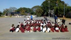 Inicio de clases en el Espacio Andes 1
