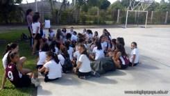Inicio de clases en el Espacio Andes 30