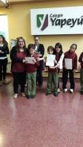 Entrega de certificados YLE primaria 22