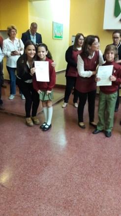 Entrega de certificados YLE primaria 26