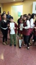 Entrega de certificados YLE primaria 35