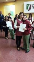 Entrega de certificados YLE primaria 37