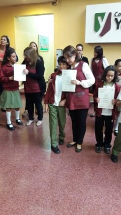 Entrega de certificados YLE primaria 39
