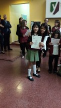 Entrega de certificados YLE primaria 41