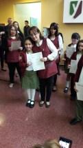 Entrega de certificados YLE primaria 43