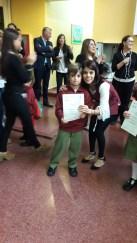 Entrega de certificados YLE primaria 47