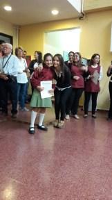 Entrega de certificados YLE primaria 5