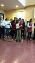 Entrega de certificados YLE primaria 9