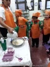 ¡Aprendemos inglés cocinando cupcakes! 52
