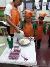 ¡Aprendemos inglés cocinando cupcakes! 54