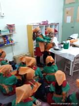 ¡Aprendemos inglés cocinando cupcakes! 9