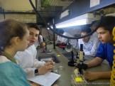 Conociendo el laboratorio 40