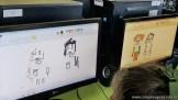 Dibujando robots 13