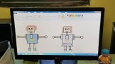 Dibujando robots 33