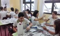 Fabricación de modelos de fósiles 1