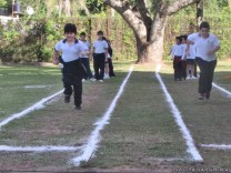 Jornada de atletismo con el Kid