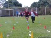 Jornada de atletismo con el Kid's School 12