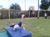 Jornada de atletismo con el Kid's School 15