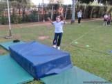 Jornada de atletismo con el Kid's School 17